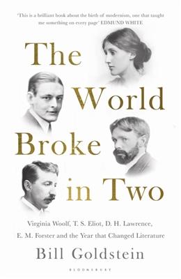 World broke in two