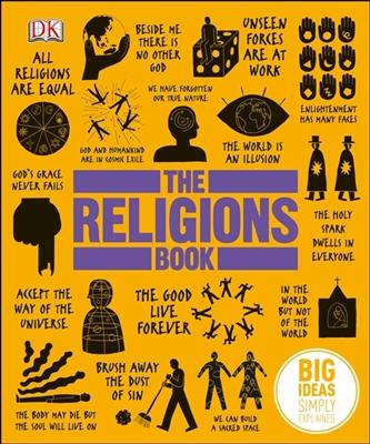 Big ideas Religions book
