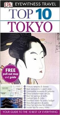 Dk eyewitness top 10: tokyo