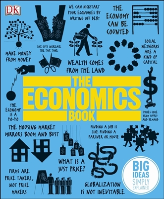 Big ideas Economics book