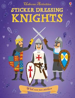 Sticker dressing knights