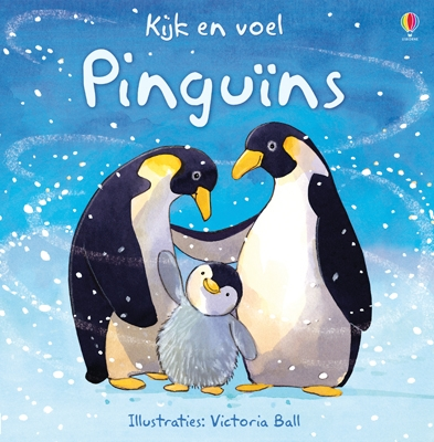 Kijk en voel: pinguins