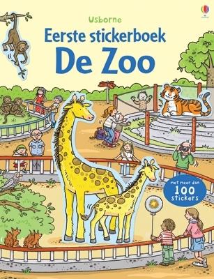 De zoo, stickerboek