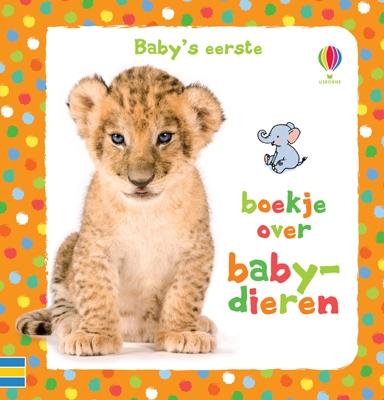 Baby's eerste boekje over babydieren