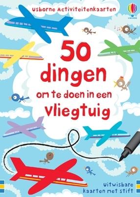 50 dingen om te doen in een vliegtuig (set 3 exx.)