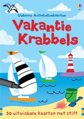 Activiteitenkaarten Vakantie krabbels
