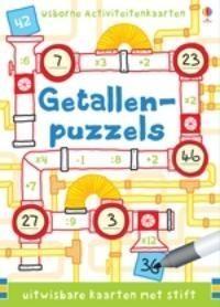 Activiteitenkaarten Getallenpuzzels