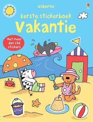 Eerste stickerboek vakantie - vtmkzoom