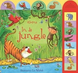 Geluidenboek In de jungle