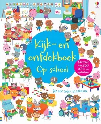 Kijk- en ontdekboek op school