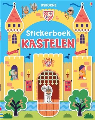 Beeldstickerboek kastelen