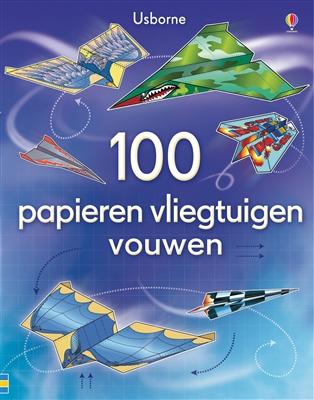 100 papieren vliegtuigen om te vouwen