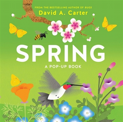 Spring : a pop-up book
