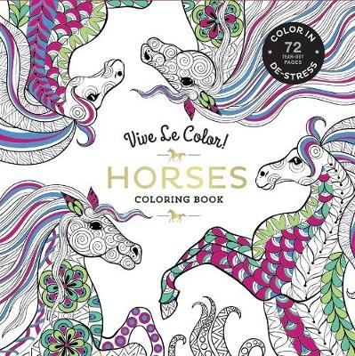 Vive le color! horses