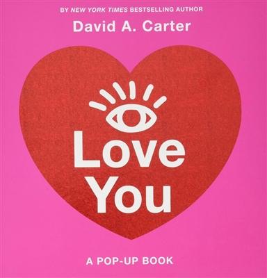 I love you: a pop-up book