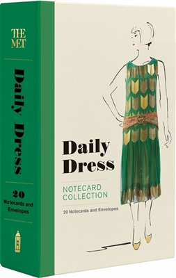 Daily dress notecards: 20 notecards