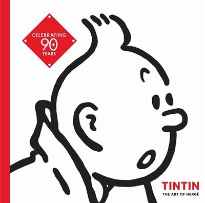 Tintin: the art of herge