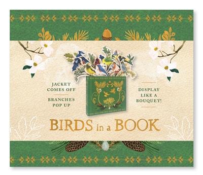 Birds in a book
