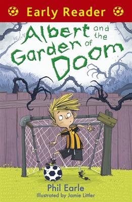 Albert and the garden of doom (early reader)