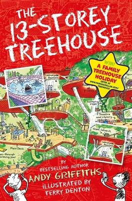 Treehouse books (01): 13-storey treehouse