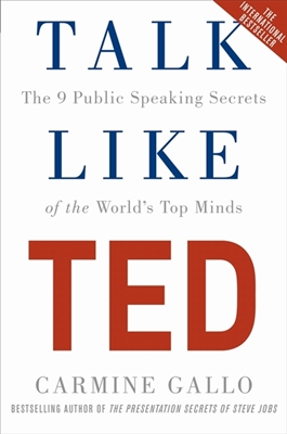Talk like ted -