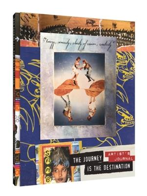 Journey is the destination artist's journal