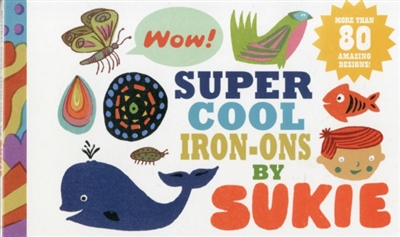 Super cool iron-on by sukie