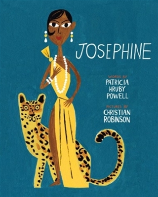 Josephine : the dazzling life of josephine baker