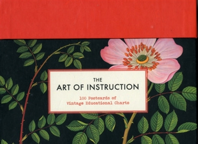 Art of instruction 100 postcards