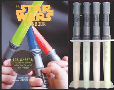 Ice sabers