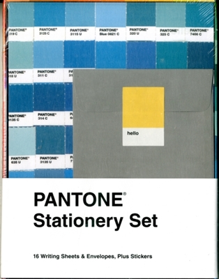 Pantone stationary collection