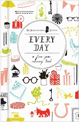 Every day a five-year memory book mr boddington