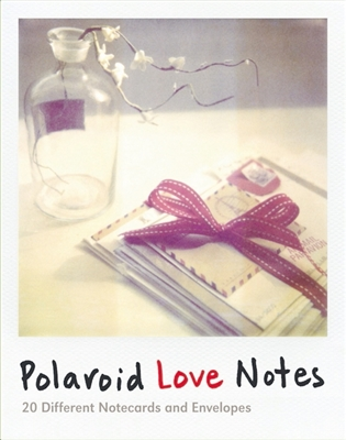 Polaroid love notes: 20 notecards + envelopes