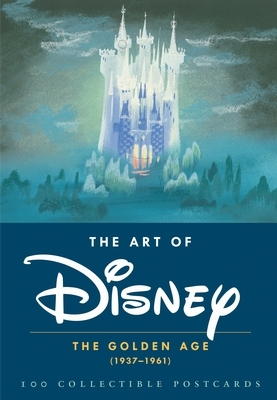 Art of disney : the golden age (1937-1961) - 100 postcards