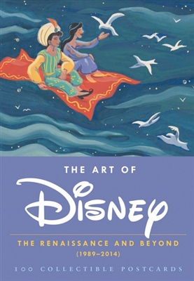 Art of disney : the renaissance and beyond (1989-2014)