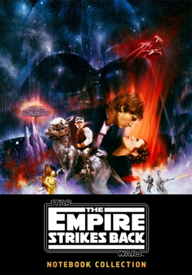 Star wars: the empire strikes back notebook collection
