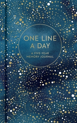 One line a day celestial: a five-year memory book