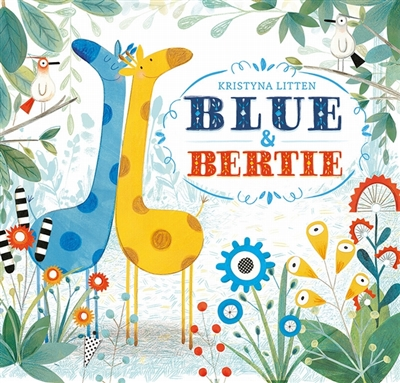 Blue & bertie