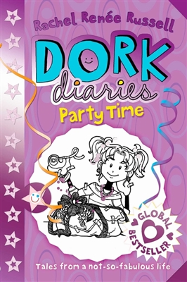 Dork diaries (02): party time