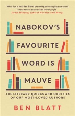 Nabokov's favourite word is mauve