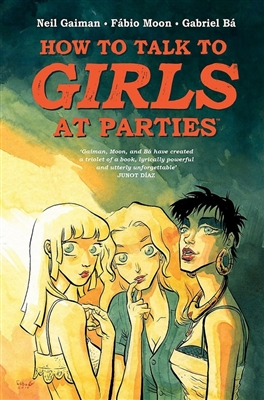 How to talk to girls at parties -