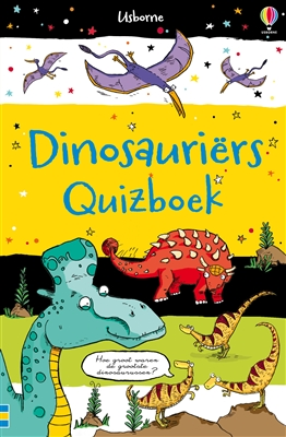 Dinosauriers quizboek