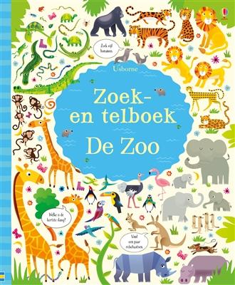 Zoek- en telboek de zoo