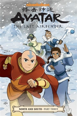 Avatar: the last airbender - north and south (03)