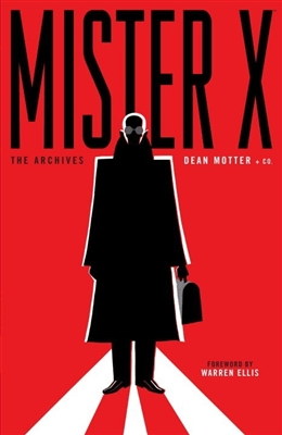 Mister x: the archives -