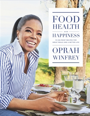 Food, health and happiness: 'on point' recipes for great meals and a better life