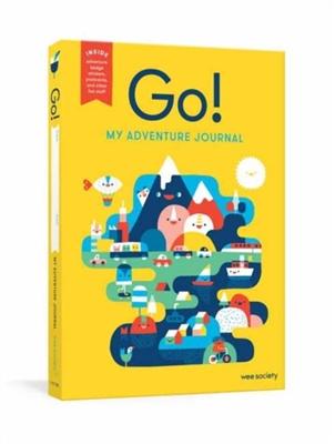 Go! yellow adventure journal