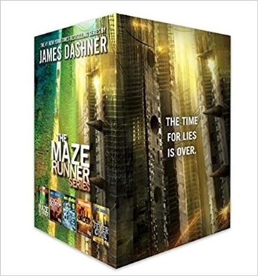 Maze runner boxed set (book 1-5)