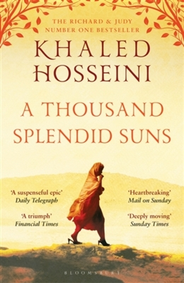 Thousand splendid suns -