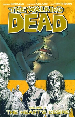 Walking dead (04): the heart's desire